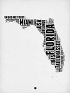 Florida Word Cloud 2