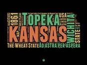 Kansas Word Cloud 1