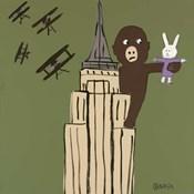 LaLa and King Kong