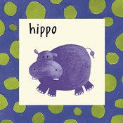 Hippo with Border