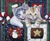 Christmas Calendar Kittens