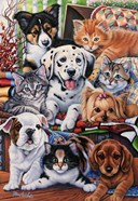 Country Pups and Kittens II