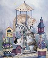 Cat Carousel