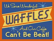 Waffles Can't Be Beat