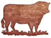 Bull Cut Out