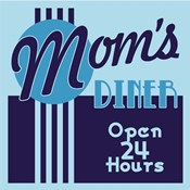 Moms Diner 24 Hours In Blues