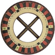 Gambling Wheel - Red Black 1