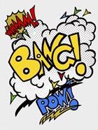 Wham Bang Pow Combo Cut Out