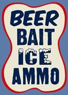 Beer Bait Ice Ammo