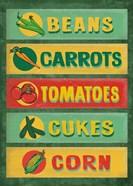 Farm Stand Board - Veggies