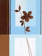 Brown Flower I