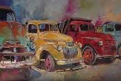 Trucks In Montrose