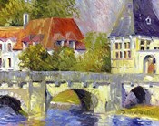 Brantome Bridge