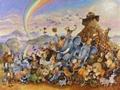 Noah Rejoicing