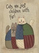 Children With Fur