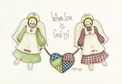 Where Love Is Angel