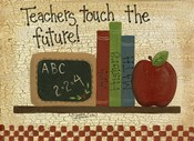 Teachers Touch The Future