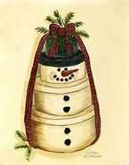 Box Snowman