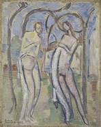 Adam and Eve, 1888