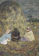 The Haystack, 1907-1908
