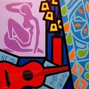 Homage To Matisse 11