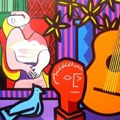 Still Life With Picassos Dream