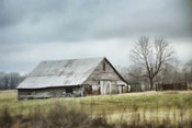 An Old Gray Barn