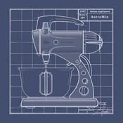 Galaxy Mixer - Blueprint