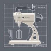 Galaxy Mixer - Ivory