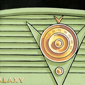 Galaxy Radio - Green