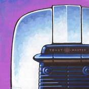 Galaxy Toaster - Purple