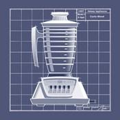 Galaxy Blender - Blueprint