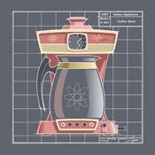 Galaxy Coffeemaid - Flamingo