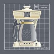 Galaxy Coffeemaid - Ivory
