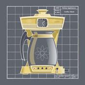 Galaxy Coffeemaid - Sunflower