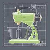 Galaxy Mixer - Lime