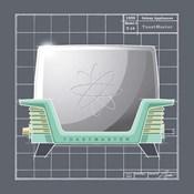 Galaxy Toaster - Aqua