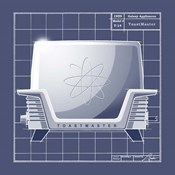 Galaxy Toaster - Blueprint