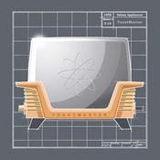 Galaxy Toaster - Tangerine