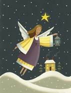 Angel with a Lantern