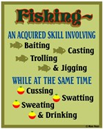Fishing Acquired Skill