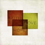 Faith, Hope, Love I