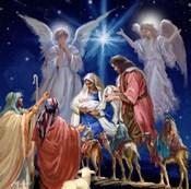 Nativity Collage 1