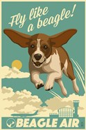 Fly Like a Beagle