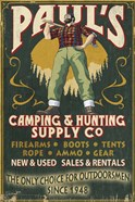 Paul's Camping & Hunting Supply Co.