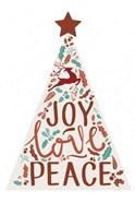 Joy Love Peace