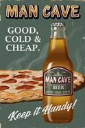 Man Cave Beer