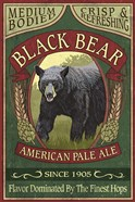 Black Bear Pale Ale