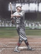 Babe Ruth as a Red Sox