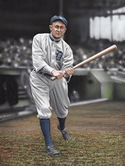 Ty Cobb Batters On Deck